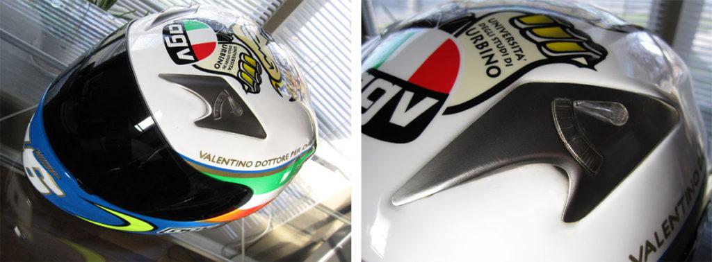 AGV Ti-Tech Helmet