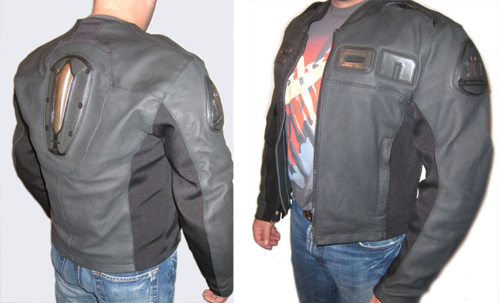Icon Perforated Motorcycle Jacket