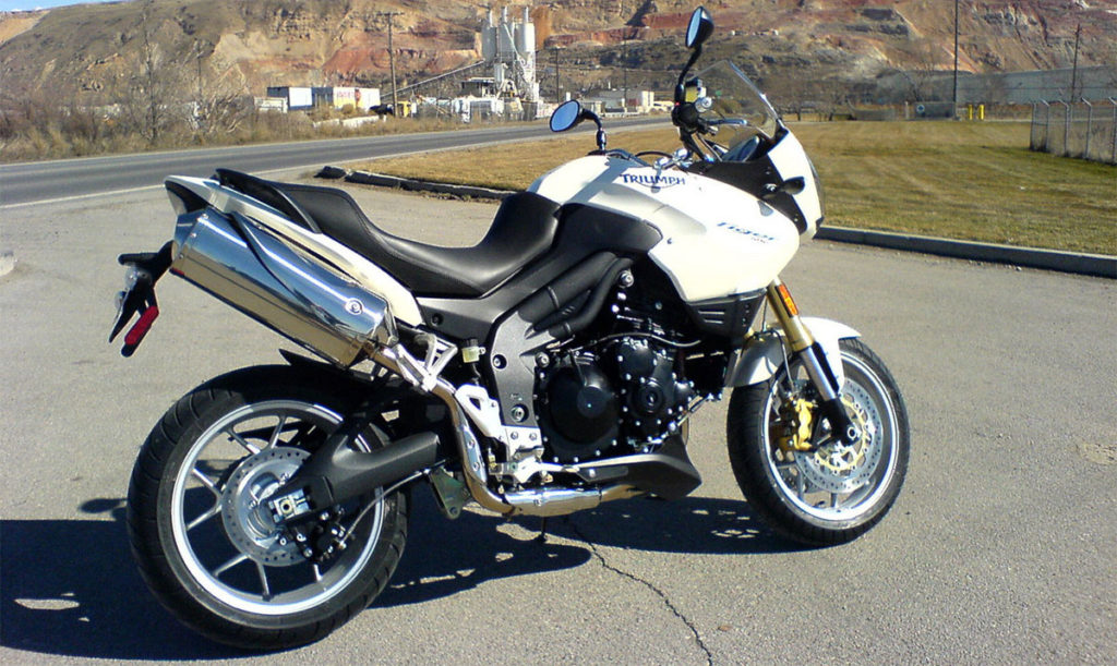 Triumph Tiger 1050 Test Ride and Review