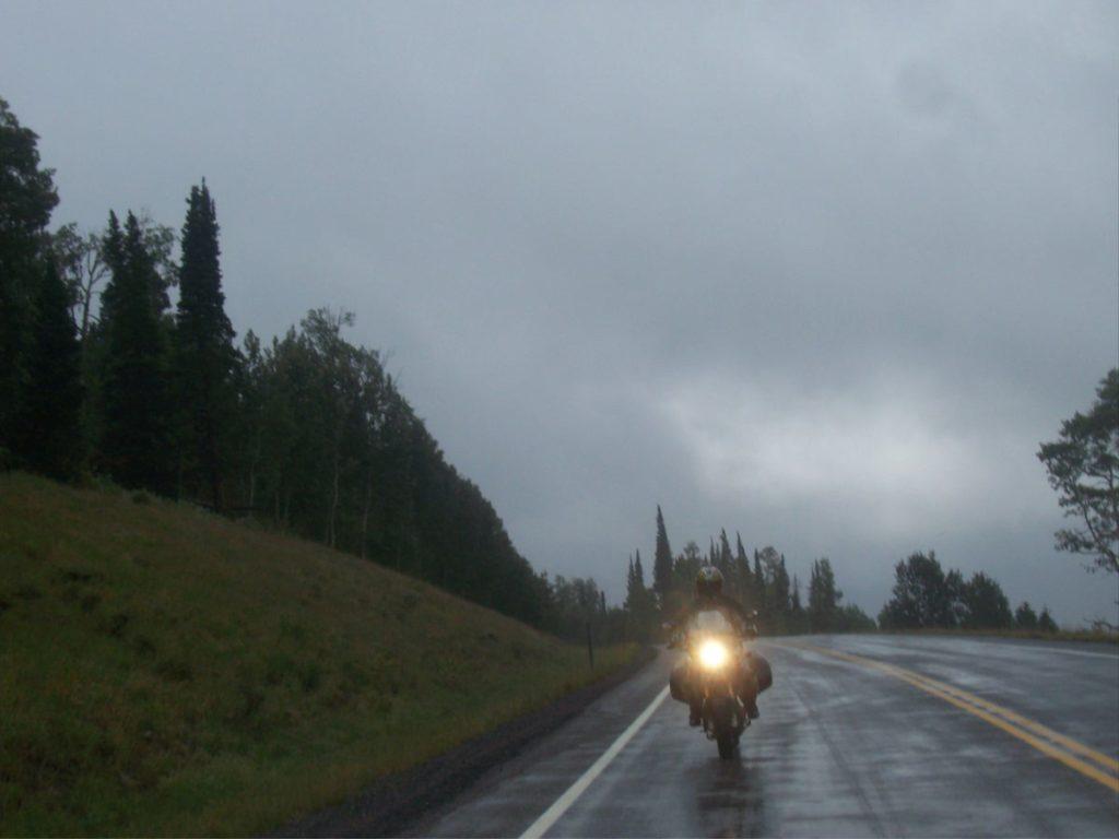 Dunlop D616 Wet Weather Tire Performance Ducati Multistrada Rain
