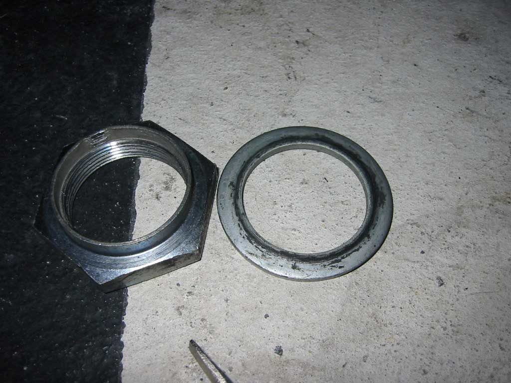 Single Sided Swingarm Cush Drive Replacement