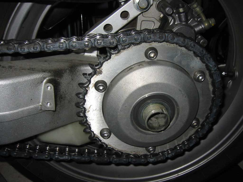 Single Sided Swingarm Cush Drive Replacement rear sprocket