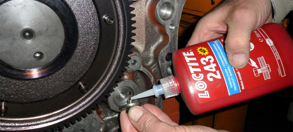 Basic Motorcycle Maintenance and Repair Loctite and threadlock