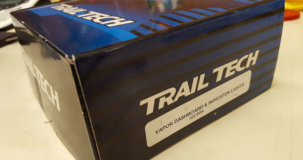 Trail Tech Vapor SV650 Dashboard Kit Still in the box 022-PDA