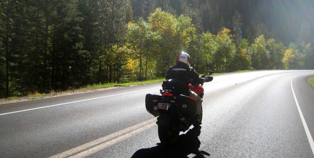 Klim Badlands Motorcycle Coat Venting Gore Tex Waterproof Tested