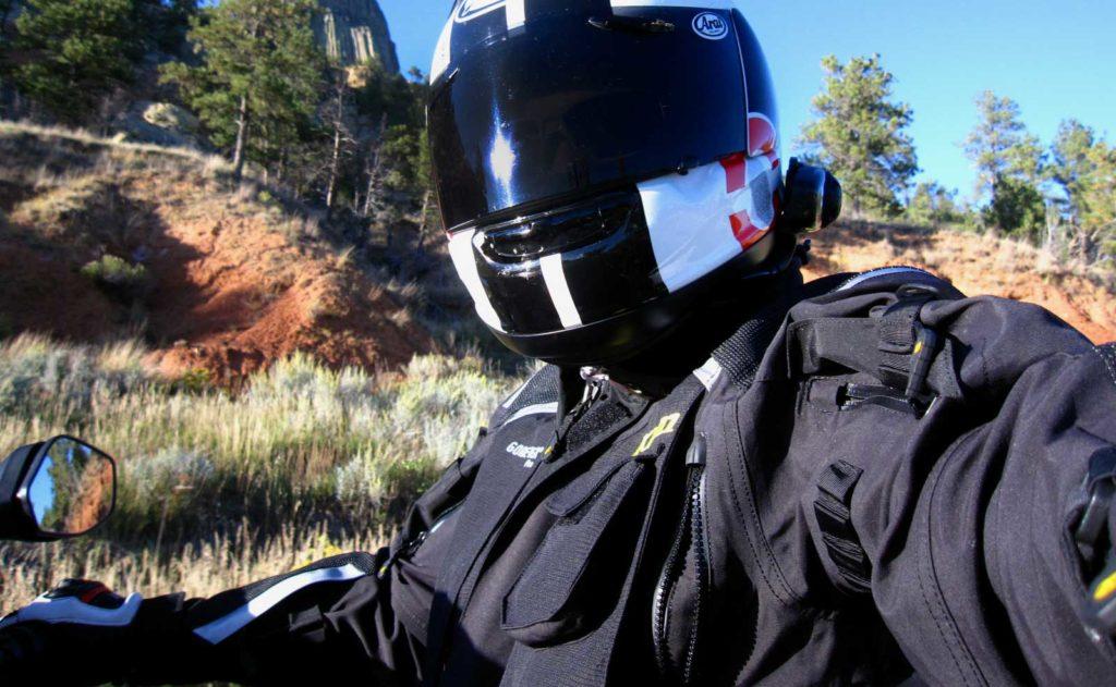 Klim Badlands Gore Tex Pro Motorcycle Riding Jacket Test
